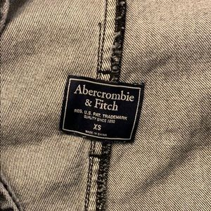 Abercrombie & Fitch Shorts - Abercrombie Jean overalls
